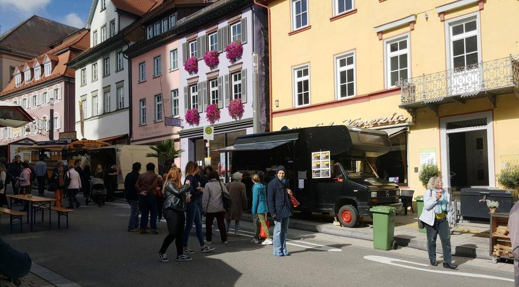 Stadtfest Rottweil 2017